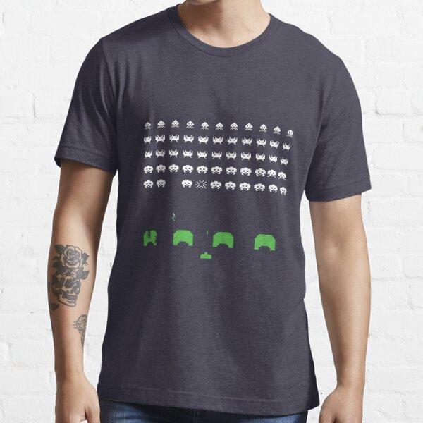 Space Invaders - the original 1978 arcade version! Essential T-Shirt