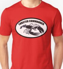 Lobster Commander T-Shirt