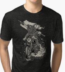 Winya No. 91 Tri-blend T-Shirt