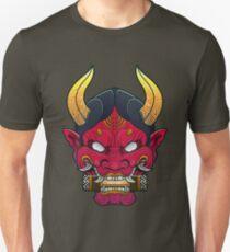 Hannya Mask Unisex T-Shirt