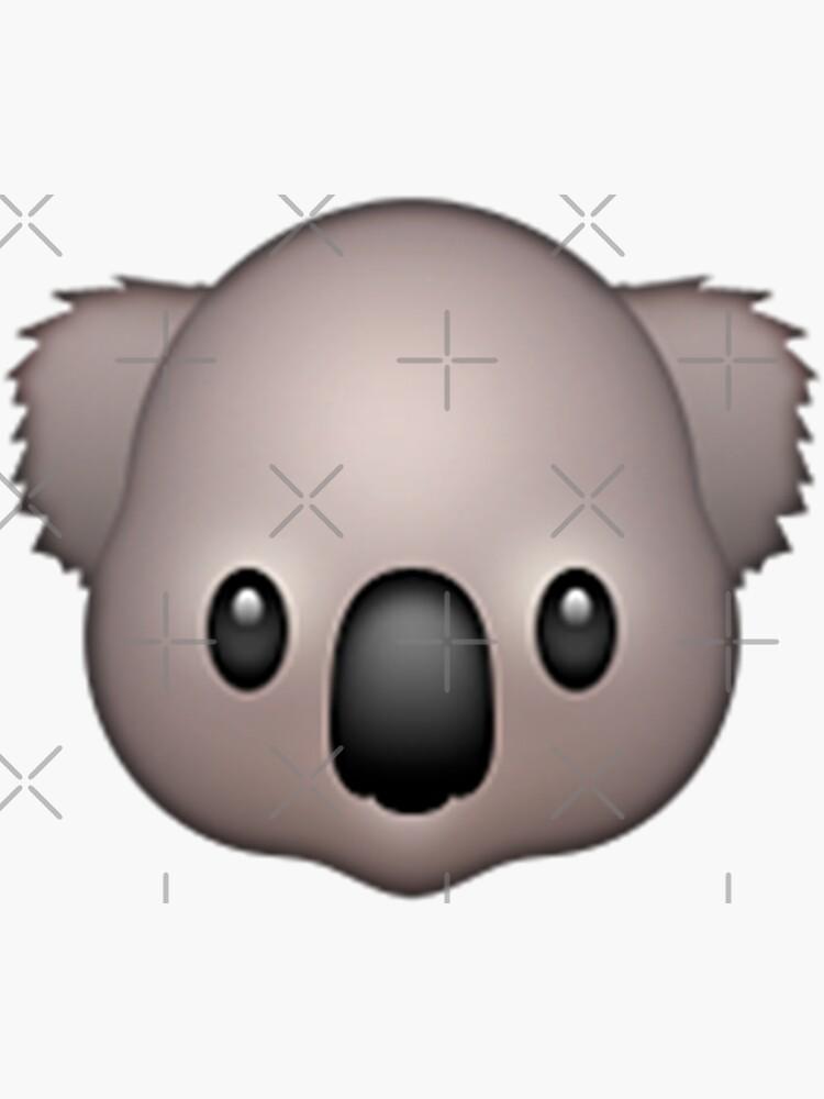 Emoji Koala de animalz