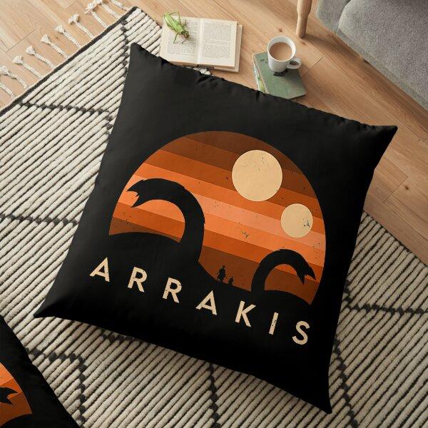 Arrakis (Aged) T-Shirt Floor Pillow