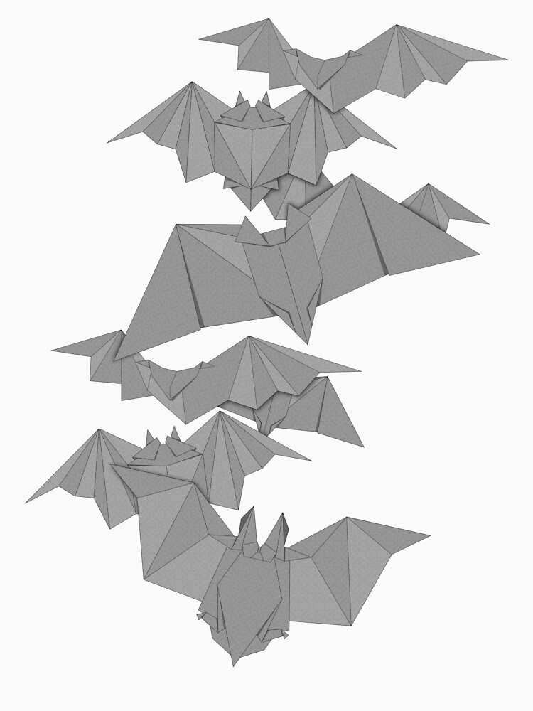 Bat Origami by np0341