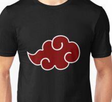 itachi ninja cloud symbon t-shirt  Unisex T-Shirt