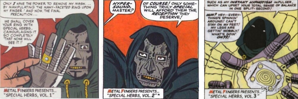 MF DOOM by 90shiphop