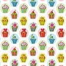 Quirky Cupcakes by Mariana Musa