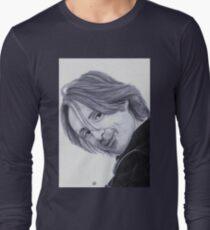 Robert Carlyle Rumpelstiltskin Once Upon a Time Long Sleeve T-Shirt