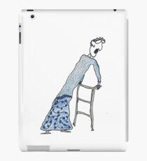 Fragile Frida (one-line #122) iPad Case/Skin