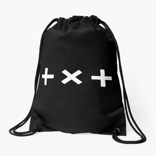 TXT Drawstring Bag