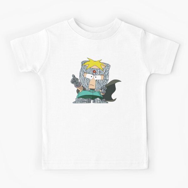 LunchBaggg Popular Toddler BoysT Shirts for Youth South-Park-Respect-My-Authority Tshirt