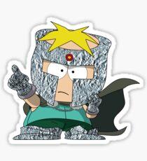 Professor Chaos Sticker