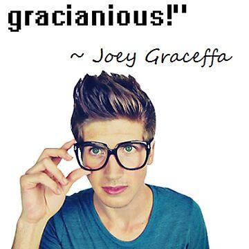 Joey Graceffa - OH MY GOODNESS GRACIANIOUS by shykitten
