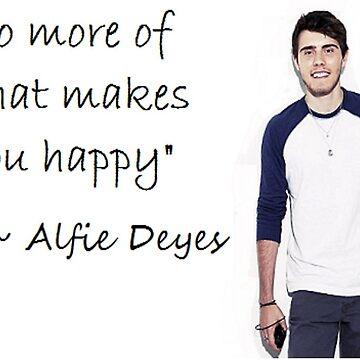Alfie Deyes - HAPPY by shykitten