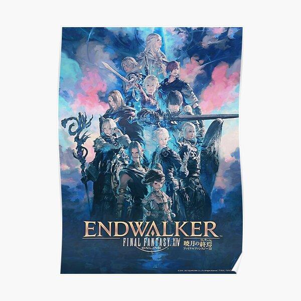die Endwalker-Poster Poster
