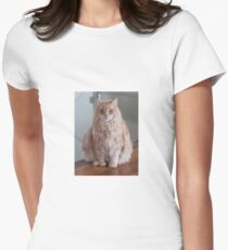 Sylvester Womens Fitted T-Shirt