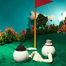 Let's Play Golf - Fairway by Alex Grisward