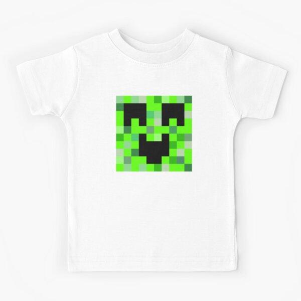 Kawaii Creeper Kids T-Shirt