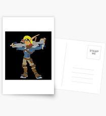 Jak 2 Renegade-Jak Postcards