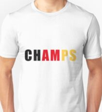 Germany: The Champions Unisex T-Shirt