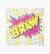 The Braw Pop-Art Scarf