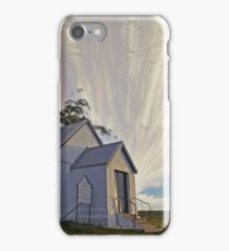 Mount Lambie Church iPhone Case/Skin