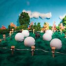 Let's Play Golf - The Park by Alex Grisward