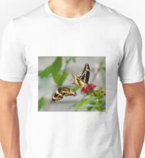 Tiger Swallowtail Courtship Unisex T-Shirt