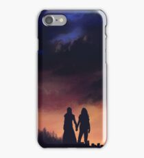 Earth meets the Sky iPhone Case/Skin