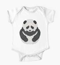 Little Panda One Piece - Short Sleeve