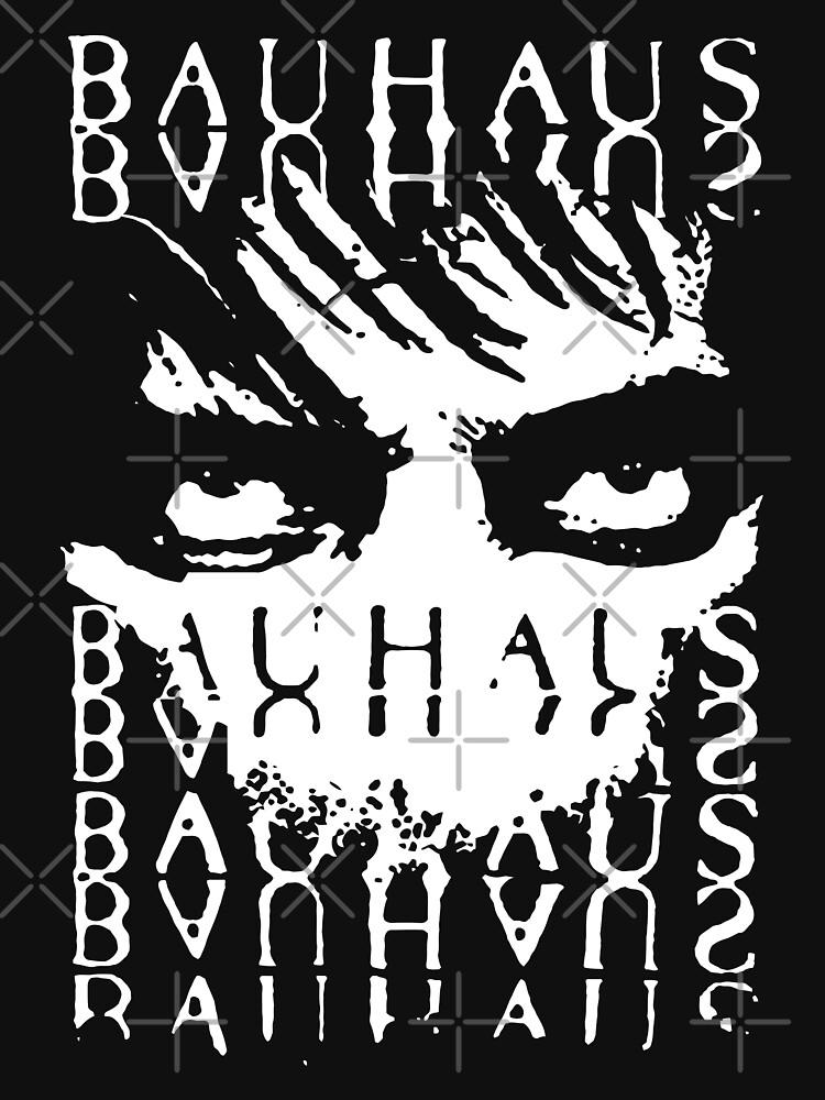 Bauhaus - Eyes - Bela Lugosis Dead by createdezign