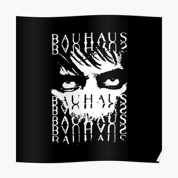Bauhaus - Eyes - Bela Lugosis Dead Poster