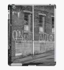 Garage iPad Case/Skin