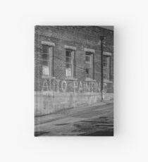 Garage Hardcover Journal
