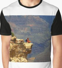 """Canyon Thoughts"" Graphic T-Shirt"