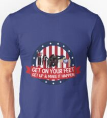 Knope 2012 Campaign Slim Fit T-Shirt