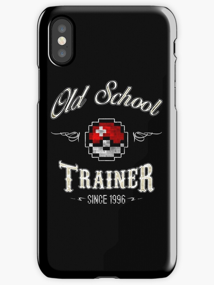 Old school Trainer by gerila
