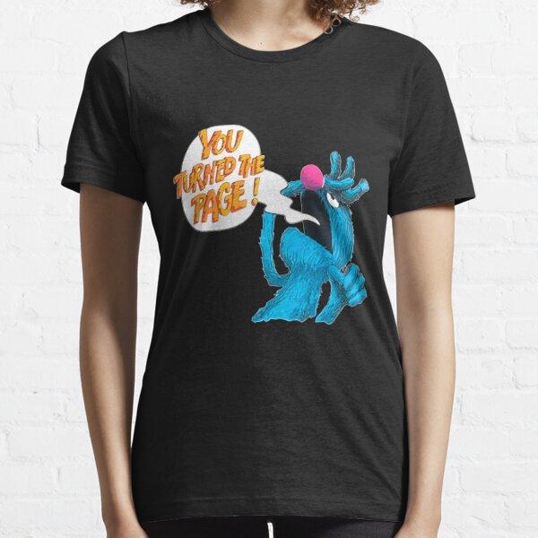 Retro Vintage Das Monster am Ende dieses Buches Geschenk für Fans, für Männer und Frauen Essential T-Shirt