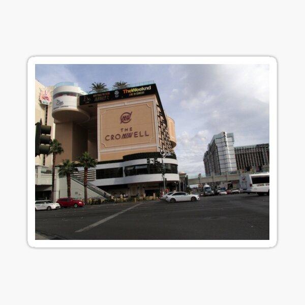 Cromwell Las Vegas Sticker
