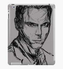 Alex Krycek V01 iPad Case/Skin