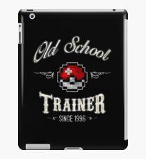 Old school Trainer iPad Case/Skin