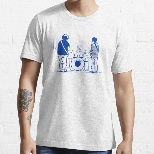 Yo la Tengo Vintage Tour Design Band Drawing Gift For Fans, For Men and Women Essential T-Shirt
