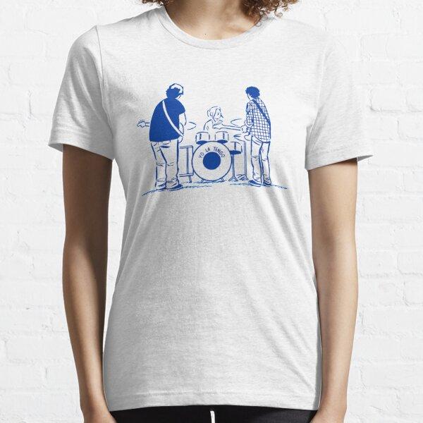 Yo la Tengo Vintage Tour Design Band Dibujo Regalo para fanáticos, para hombres y mujeres Camiseta esencial