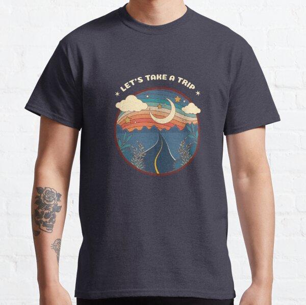 Let's Take a trip Classic T-Shirt
