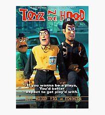 Toyz N The Hood Photographic Print