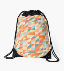Triangles Drawstring Bag