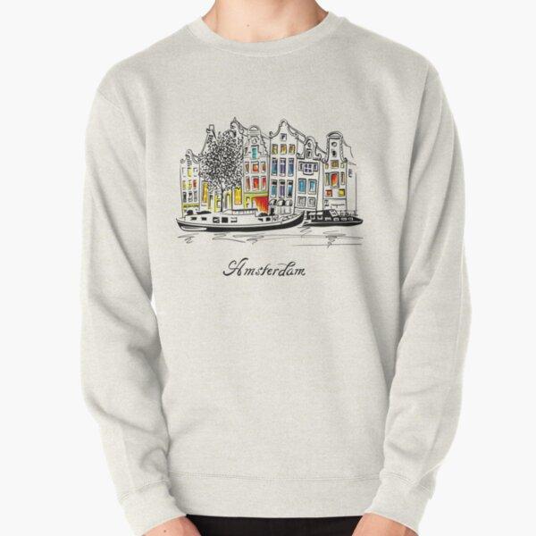 Amsterdam Pullover Sweatshirt