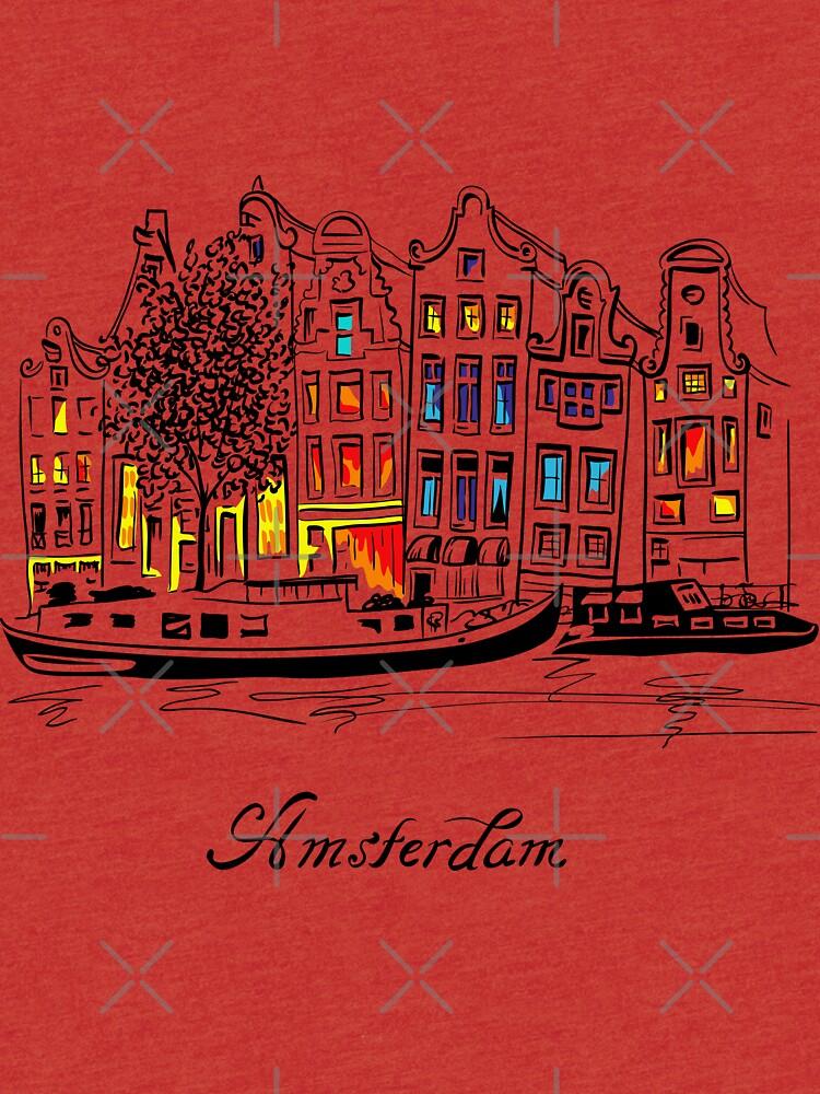 Amsterdam von kavalenkava