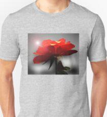 Hybrid Tea Rose Unisex T-Shirt