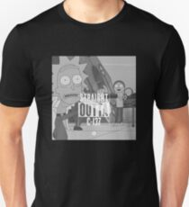 Straight Outta C-137 Unisex T-Shirt