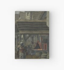 Leaving Town Hardcover Journal
